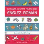 Dictionar ilustrat pentru copii englez-roman