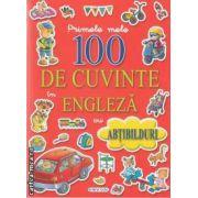 Primele 100 de cuvinte in Engleza cu abtibilduri