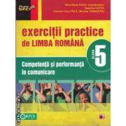 Exercitii practice de limba romana calsa a V-a