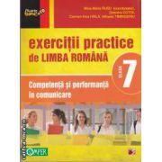 Exercitii practice de limba romana calsa a VII-a