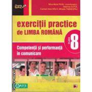 Exercitii practice de limba romana calsa a VIII-a