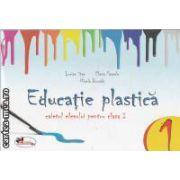 Educatie plastica caietul elevului pentru clasa I(editura Aramis, autori:Lucian Stan,Elena Pascale,Mirela Burada isbn:978-973-679-833-7)