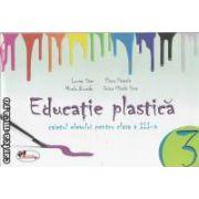 Educatie plastica caietul elevului pentru clasa a III-a(editura Aramis, autori:Lucian Stan,Elena Pascale,Mirela Burada,Doina Mirela Sima isbn:978-973-679-834-4)