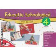 Educatie tehnologica caietul elevului clasa a IV-a(editura Aramis, autor:Daniela Codreanu  isbn:978-973-679-853-5)