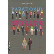 Paradoxul sexelor(editura Curtea Veche, autor:Susan Pinker isbn:978-606-588-145-7)