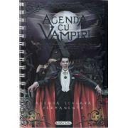 Agenda cu vampiri si alte creaturi(editura Girasol, autor: Ed. Girasol isbn:978-606-525-181-6)
