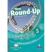New Round-up Students' Book 5 (editura Longman, autori: Virginia Evans, Jenny Dooley isbn: 978-1-4082-3499-0)