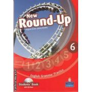 New Round-Up Students' Book 6 (editura Longman, autori: Virginia Evans, Jenny Dooley isbn: 978-1-4082-3501-0)