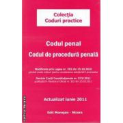 Codul penal.Codul de procedura penala(editura Morosan, autor:Vasile Morosan isbn:978-606-8033-13-6)