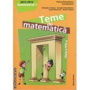 Teme de matematica clasa a VIII-a semestrul 1(editura Nomina, autor:Petrus Alexandrescu isbn:978-606-535-297-1)