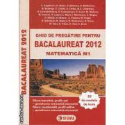 Ghid de pregatire pentru Bacalaureat 2012 matematica M1(editura Sigma, autori:Angelescu Carmen,Baciu Nicolae,Badescu Ovidiu isbn:978-973-649-664-6)