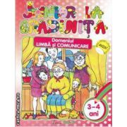 Junior la gradinita domeniul limba si comunicare 3-4 ani(editura Trend, autor: Melania Boata, Ana Tudor isbn: 978-606-92916-2-7)