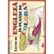 Lectii de engleza in planse de colorat(editura Akademos Art, autor: Diana Radoi isbn: 978-606-8336-03-9)
