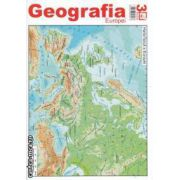 Geografia Europei(editura Booklet, autor: Cristina Moldovan)