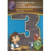 Aventurile lui Puf-Mic in lumea matematicii fise de lucru pentru elevi clasa a III-a(editura Donaris, autor: Eugenia Moraru isbn: 978-606-8014-19-)
