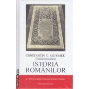Istoria romanilor(editura Enciclopedica, autor: Constantin C. Giurescu isbn: 978-973-45-0640-8)