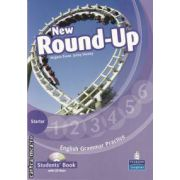 New Round-Up Starter Student's Book(editura Longman, autori: Virginia Evans, Jenny Dooley isbn: 978-1-4082-3503-4)