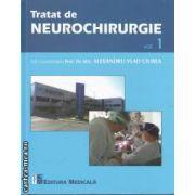 Tratat de neurochirurgie vol 1(editura Medicala, autor: Prof. Dr. Msc. Alexandru Vlad Ciurea isbn: 978-973-39-0690-2)