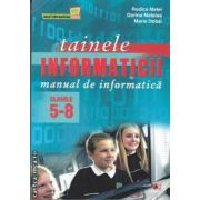 Tainele informaticii manual de informatica clasele 5-8(editura Paralela 45, autori: Rodica Matei, Dorina Mateias, Maria Dobai isbn: 978-973-47-1252-6)