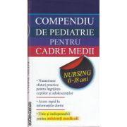 Compendiu de pediatrie pentru cadre medii(editura All, autor: Vasilescu Marina Bianca isbn: 978-973-571-768-1)