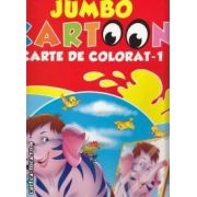Jumbo cartoon cartede colorat-1(editura All isbn: 978-973-684-746-2)