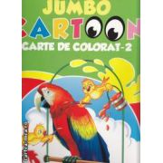 Jumbo cartoon carte de colorat-2(editua All isbn: 978-973-684-747-9)