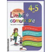 Limba si comunicare 4-5 ani (editura Aramis, autor: Elena Bolanu isbn: 978-973-679-844-3)