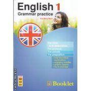 English 1 grammar practice (editura Booklet, autor: Ana-Maria Marin isbn: 978-973-1892-98-6)