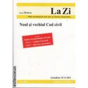 Noul si vechiul cod civil (editura C. H. Beck, autor: Conf. Univ. Dr. Flavius-Antoniu Baias isbn: 978-973-115-978-2)