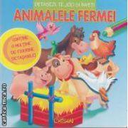 Animalele fermei(editura Crisan isbn: 978-606-508-074-4)