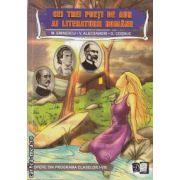 Cei trei poeti de aur ai literaturii romane (editura Donaris isbn: 978-606-8014-11-1)
