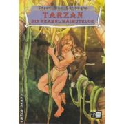 Tarzan din neamul maimutelor (editura Donaris, autor: Edgar Rice Burroughs isbn: 978-973-7842-94-)