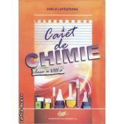 Caiet de chimie clasa a VIII-a(editura Didactica si Pedagogica, autor: Adela Lupasteanu isbn: 978-973-30-3043-0)