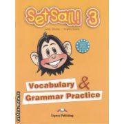 Set sail 3 vocabulary & grammar practice (editura Express Publishing, autori: Jenny Dooley, Virginia Evans isbn: 978-1-84558-401-6)