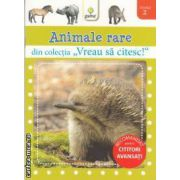 Animale rare nivel 2(editura Gama isbn: 978-973-149-239-1)