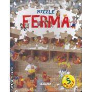 Puzzle ferma (editura Girasol isbn: 978-606-525-192-2)
