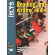 Focus IELTS: Reading and writing skills with answer key ( editura Macmillan, autori: Jeremy Lindeck, Jannette Greenwood, Kerry O'Sullivan isbn: 978-1-4202-3020-8)