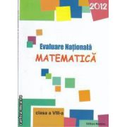 Evaluarea nationala matematica clasa a VIII-a(editura Nomina, autor: Petrus Alexandrescu isbn: 978-606-535-325-1)