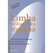 Limba si literatura romana clasele XI-XII(editura Nomina, autor: Gheorghe Brinzei isbn: 978-606-535-267-4)