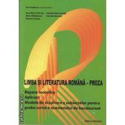 Limba si literatura romana-proza(editura Nomina, autor: Ion Predescu isbn: 978-606-535-244-5)
