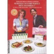 Secretele unui corp perfect dieta Tisanoreica (autor: Giano Mech, Mihaela Borcea isbn: 973-98594-7-x)