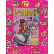 Poneii (editura Flamingo Junior isbn: 978-973-88733-2-2)