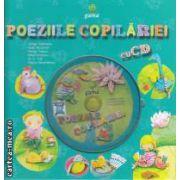 Poeziile copilariei cu CD (editura Gama isbn: 978-973-149-249-0)