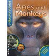 Apes and monkeys (editura Macmillan, autor: Barbara Taylor isbn: 978-0-7534-3160-3)
