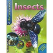 Insects (editura Macmillan, autor: Barbara Taylor isbn: 978-0-7534-3001-9)
