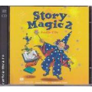 Story magic 2 audio CDs (editura Macmillan, autori: Susan House, Katharine Scott ISBN: 978-1-405-01789-3)