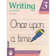 Writing composition 3 (editura Macmillan, autor: Louis Fidge ISBN: 978-0-333-77688-9 )