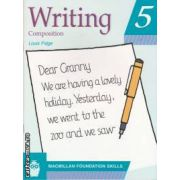 Writing composition 5 (editura Macmillan, autor: Louis Fidge ISBN: 978-0-333-77690-2 )