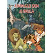 Animalele din jungla (editura Maxim Bit isbn: 978-606-549-052-9)