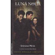 Saga Amurg- Vol II Luna Noua (editura Rao, autor: Stephenie Meyer isbn: 978-973-54-0148-1)